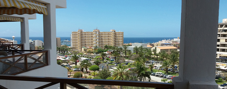 Views of Los Cristianos